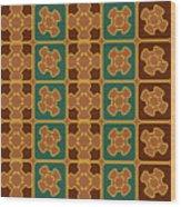 Zappwaits Template Wood Print