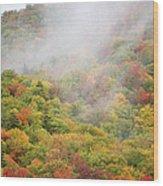Zealand Road - White Mountains New Hampshire Wood Print