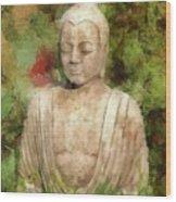 Zen 2015 Wood Print