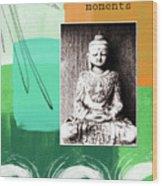 Zen Moments Wood Print