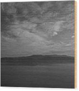 Zen View  Wood Print