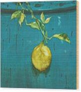 Zest II Wood Print
