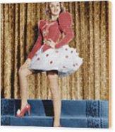 Ziegfeld Girl, Judy Garland, 1941 Wood Print by Everett