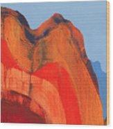 Zion Narrows Wood Print