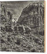 Zion National Park II Wood Print