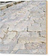 Zippori Roman Capital Of The Galilee Region Wood Print