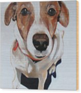 Zoey Wood Print
