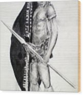 Zulu Roarkes Drift Wood Print