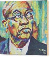 Zuma Wood Print