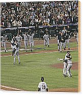 2005 World Series - Chicago White Sox Wood Print