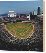 85th Mlb All Star Game Wood Print