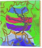 1-9-2012abcdefghij Wood Print