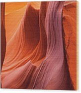Antelope Canyon, Page, Arizona Wood Print
