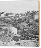 Bethlehem 19th Century Wood Print