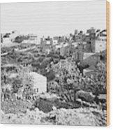 Bethlehem 19th Century Wood Print