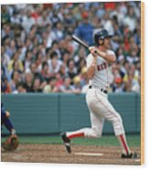 Boston Red Sox 1 Wood Print