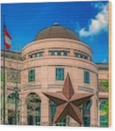 Bullock Texas State History Museum Wood Print