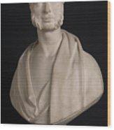 Bust Portrait Of Wynn Ellis Mp  Wood Print