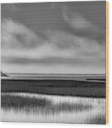 California Lagoon Wood Print