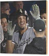 Chicago White Sox V Toronto Blue Jays Wood Print