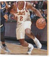 Cleveland Cavaliers V Minnesota Wood Print