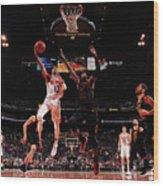 Cleveland Cavaliers V Phoenix Suns Wood Print