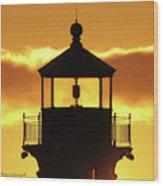 Day Light Wood Print