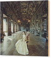 Domitilla Ruspoli 1 Wood Print