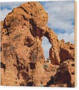 El Portal Arch Wood Print