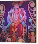 Ganesha3 Wood Print
