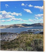 Lake Pleasant Az 16 Wood Print