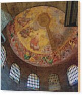 Mausoleo Di Santa Costanza Wood Print