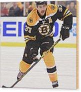 Montreal Canadiens V Boston Bruins Wood Print