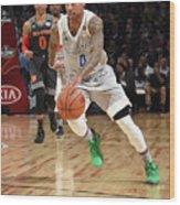 Nba All-star Game 2017 Wood Print