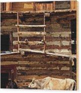 Old Manali,himachal Pradesh,india Wood Print
