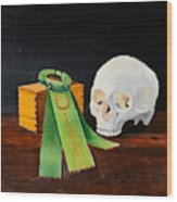 Participant Wood Print
