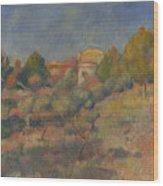 Pierre Auguste Renoir  Wood Print