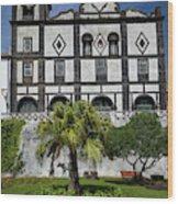 Portugal, Azores, Faial Island Wood Print