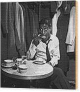 Sammy Davis Jnr Wood Print