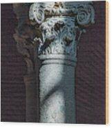 Sant'agnese Fuori Le Mura Wood Print