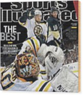 The Best Why The Nhl Postseason Is Like No Other Sports Illustrated Cover Wood Print