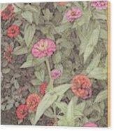 Thumbelina Wood Print