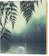 Tropical Splendor Wood Print