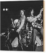 Van Halen In Lewisham Wood Print