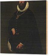 Worthington Whittredge  Wood Print