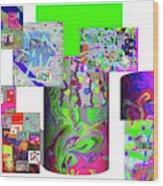 10-21-2015cabcdefghijklmnopqrtuvwxyzabcdefghij Wood Print