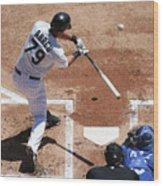 Kansas City Royals V Chicago White Sox Wood Print