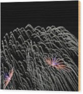Saint Louis Riverfront 4th Of July 2018 Wood Print