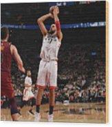 Cleveland Cavaliers V Toronto Raptors - Wood Print