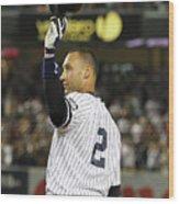 Boston Red Sox V New York Yankees 14 Wood Print
